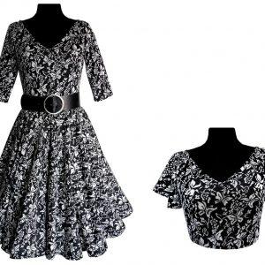 Petticoat-Jerseykleid Suzan